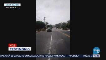 Registra Balacera Toma Rehenes Tijuana