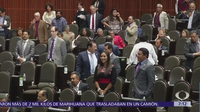Rechazan diputados recibir bono por fin de legislatura