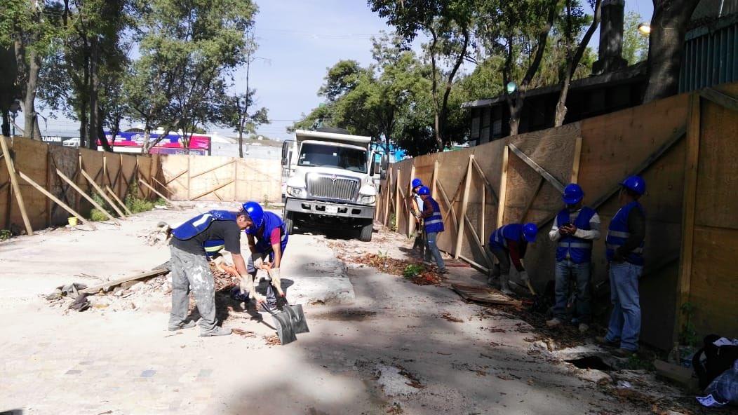 Programas de reconstrucción no se afectarán por transición