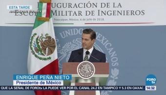 Reitera Epn Condolencias Víctimas Tultepec