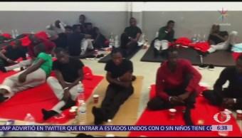 Rescatan a mil 500 migrantes al sur de España
