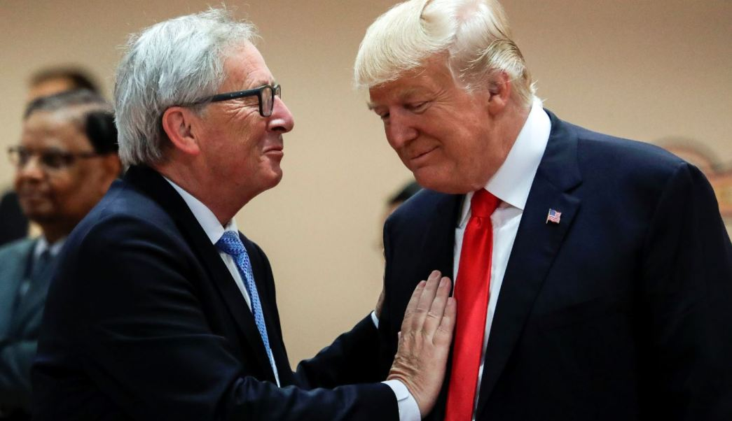 Reunión de Juncker con Trump, oportunidad para diálogo: UE