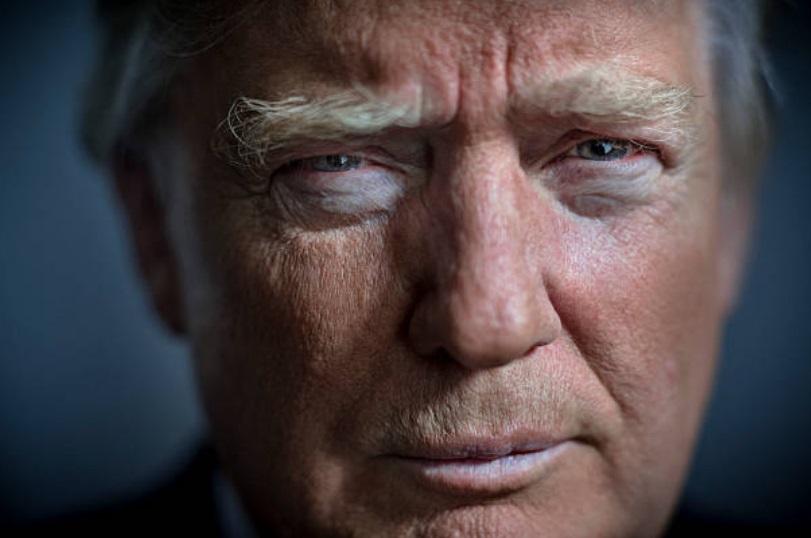 Trump y una dura acusación contra periodistas