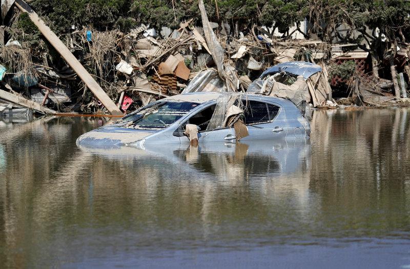 lluvias torrenciales dejan mas 100 muertos y 56 desaparecidos japon