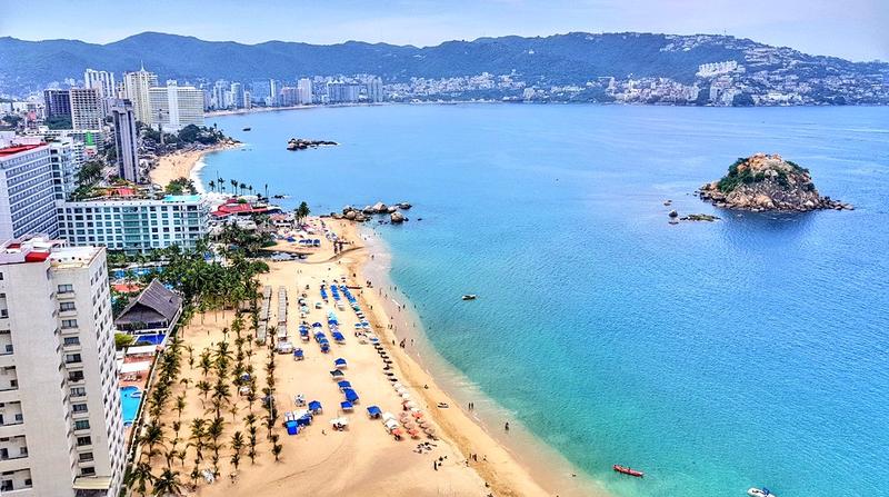 mar fondo oleaje acapulco clima guerrero