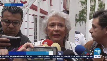 Olga Sánchez Cordero Anuncia Cambios Segob