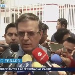 Defensa Mexicanos Eu Será Prioridad Ebrard