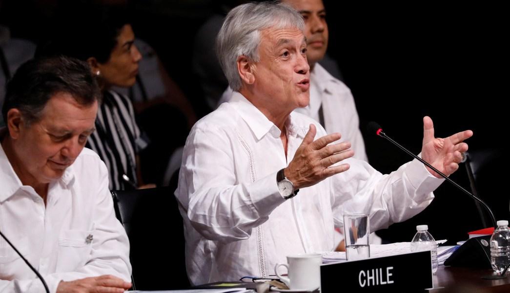 México seguirá siendo gran socio de América Latina, Piñera