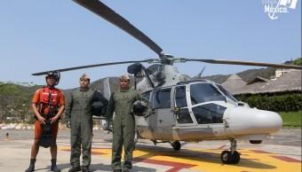 Despliega la Marinan elementos para la 'Operación Salvavidas 2018'