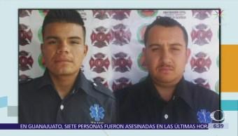 Sigue la búsqueda de paramédicos desaparecidos en Zacatecas