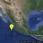 Reportan un sismo magnitud 4.1 en costas de Jalisco