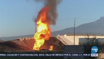 Sofocan Incendio Toma Clandestina Acajete Puebla