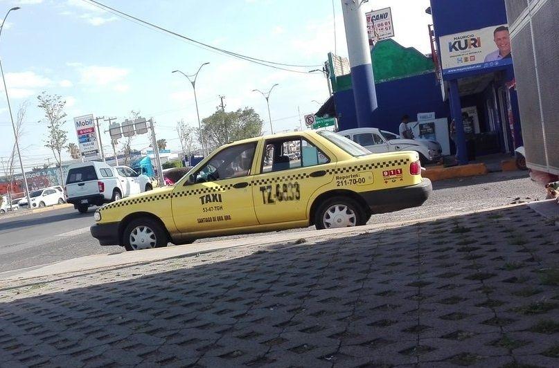 Detienen a taxista que embistió y robó a un discapacitado
