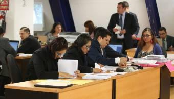 TEPJF recibe documentos para el cómputo de la elección
