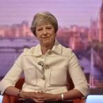 Theresa May: Trump sugirió que 'demande a la UE' por Brexit