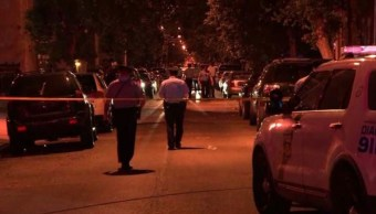 Tiroteo calles Philadelphia deja un muerto y cuatro heridos