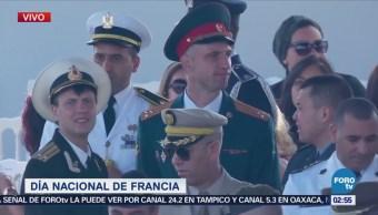 Todo Listo Para Día Nacional Francia