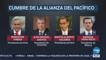 Todo Listo Cumbre Alianza Pacífico