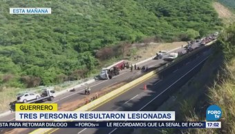 Tráiler Sin Frenos Provocó Accidente Vehicular Múltiple
