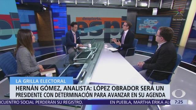 Transición y gobierno de López Obrador, análisis en Despierta