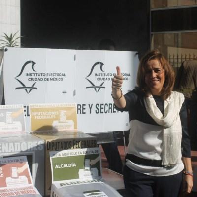 Margarita Zavala afirma que seguirá trabajando por México