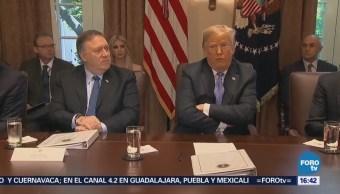 Trump Propone Negociar Tlcan Sólo México