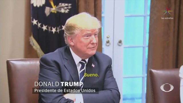 Trump se retracta sobre declaraciones de injerencia rusa