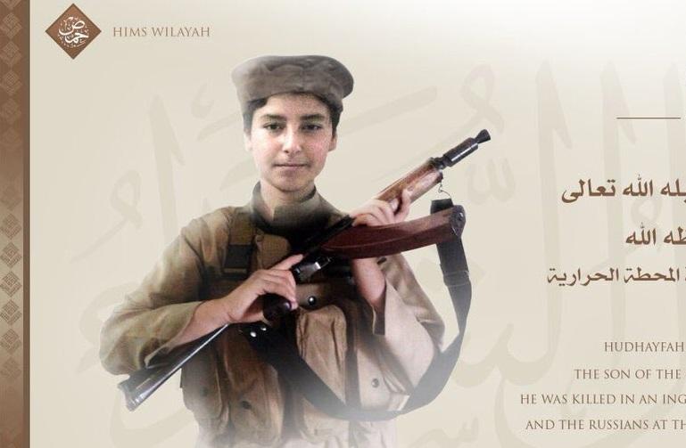 Un hijo líder Estados Islámico muere Siria