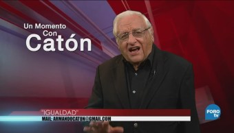 Un Momento Armando Fuentes Catón Julio
