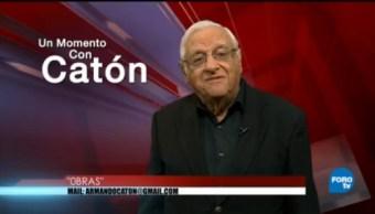 Un momento con Armando Fuentes Catón del