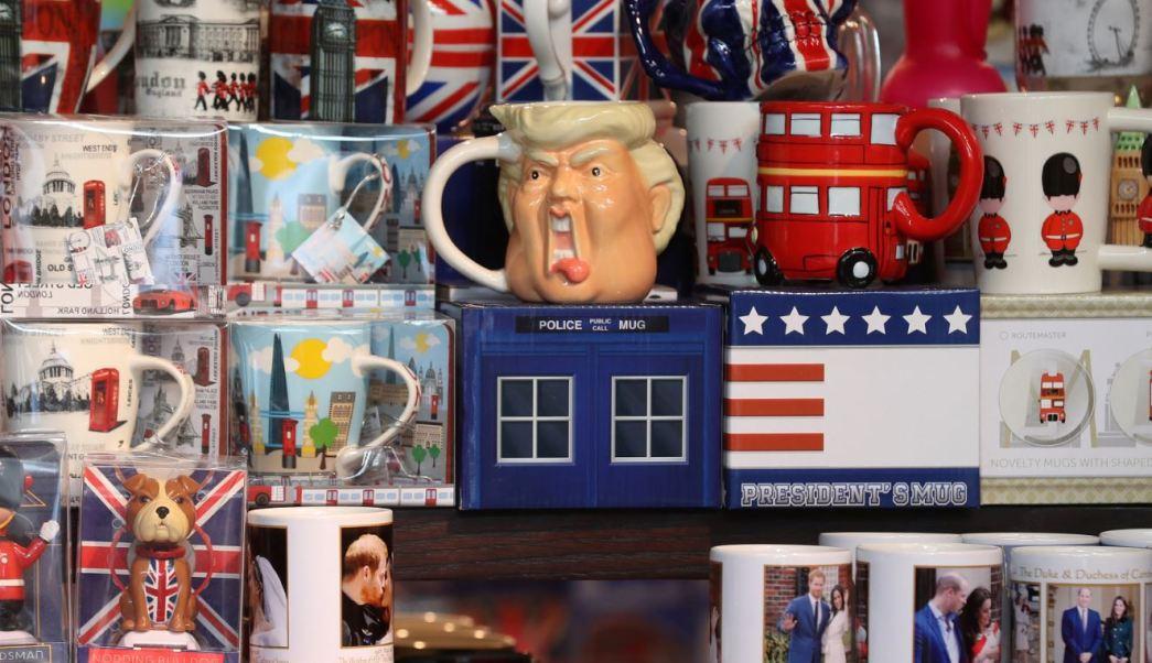 Los británicos se oponen a la visita de Trump