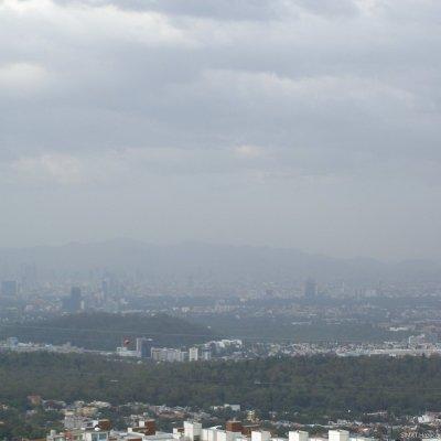Norte y centro del Valle de México presentan regular calidad del aire
