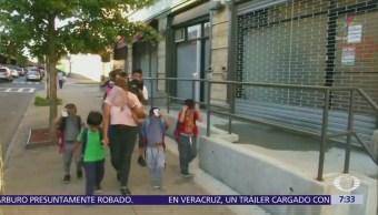 Vence plazo para reunificación de familias migrantes en Estados Unidos
