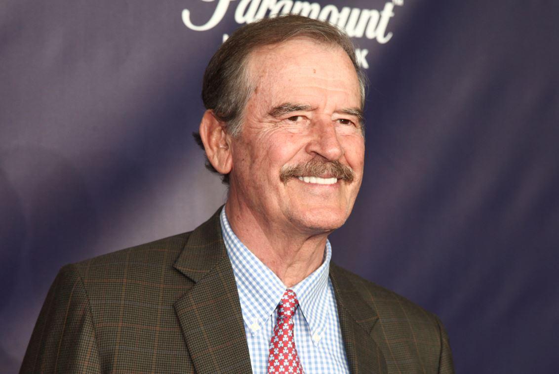 Resultado de imagen para Fotos de Vicente Fox