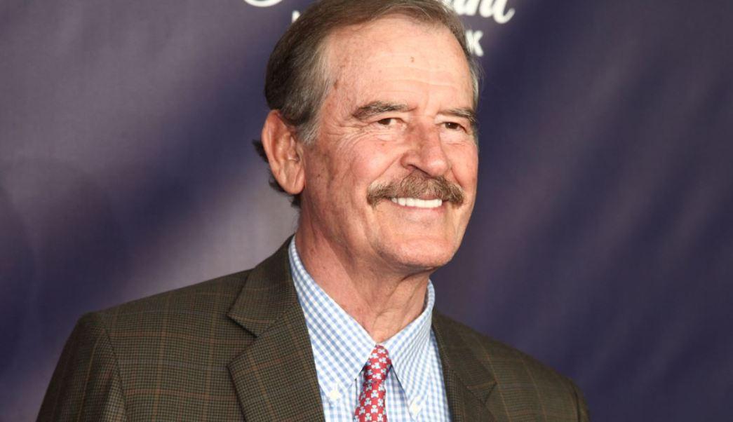 Vicente Fox defiende pensión de expresidentes de México
