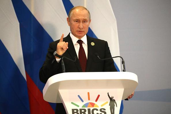 Vladímir Putin está dispuesto a visitar Washington y verse con Donald Trump