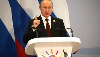 Vladimir Putin, dispuesto a visitar Washington para reunirse con Trump