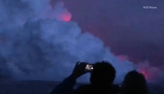Bomba-Volcánica-Bote-Turístico-Hawái-Volcán