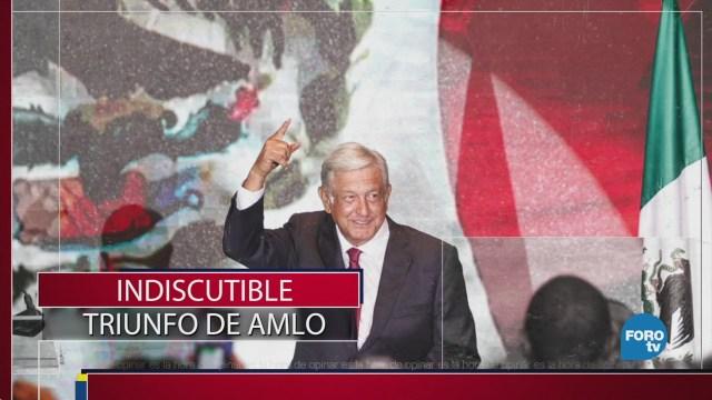 Vuelve a creer México en la democracia