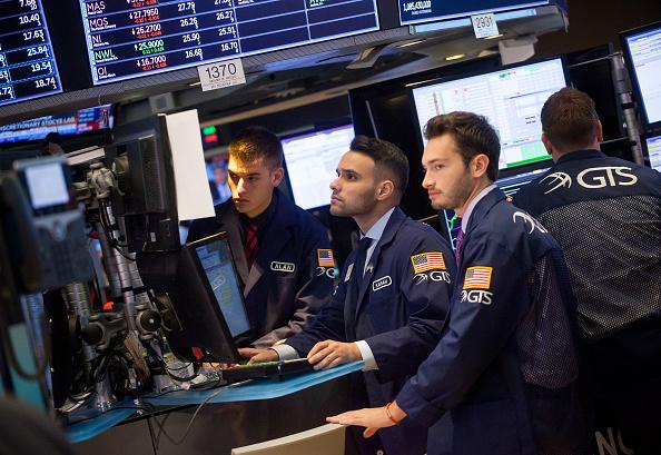 Wall Street a la alza con impulso de energéticos