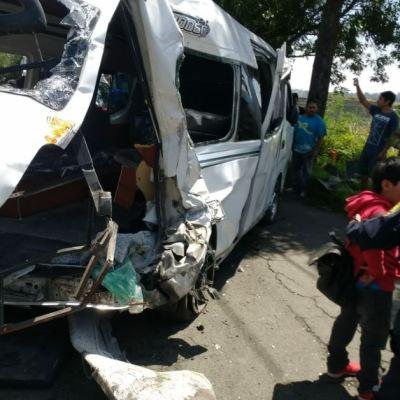 Muere hombre por lesiones tras accidente en carretera Topilejo-Los Arcos