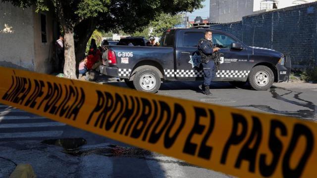 matan ultimas horas valle mexico arma