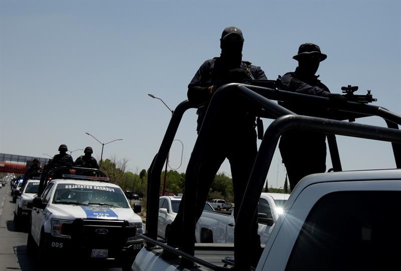 Mueren dos policías por ataques armados en Chihuahua