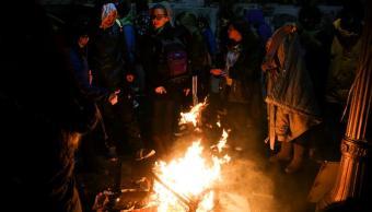 Se registran disturbios en Argentina por no al aborto