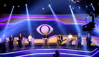 Realizan primer debate presidencial en Brasil sin Lula