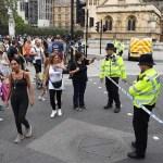 Identifican a conductor que chocó en Parlamento británico