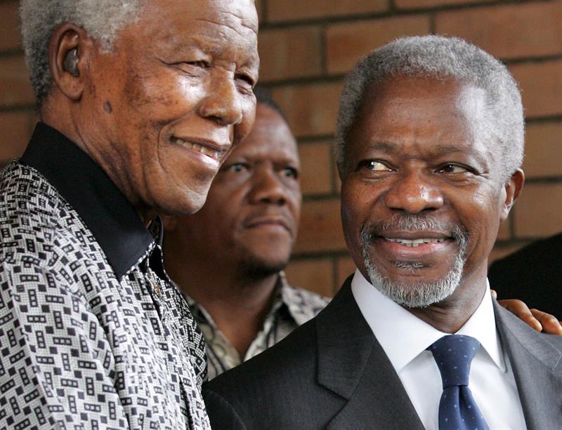 Exsecretario de la ONU Kofi Annan estuvo ligado a Honduras