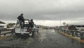 tormenta tropical ileana lluvias guerrero acapulco