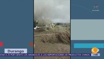 Accidente Aeroméxico: Pasajeros extranjeros esperan documentos