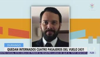 Accidente Aeroméxico: Siguen hospitalizados 4 heridos